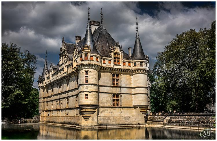 Chateau d'Azay le Rideau #4852
