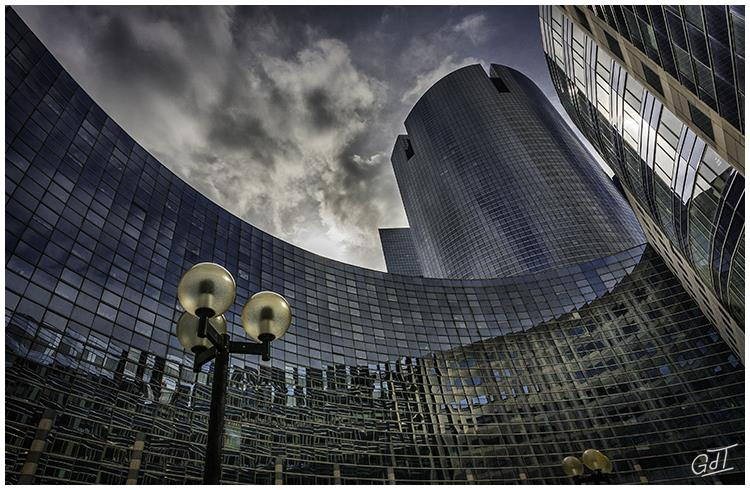 Paris - La Défense #8317