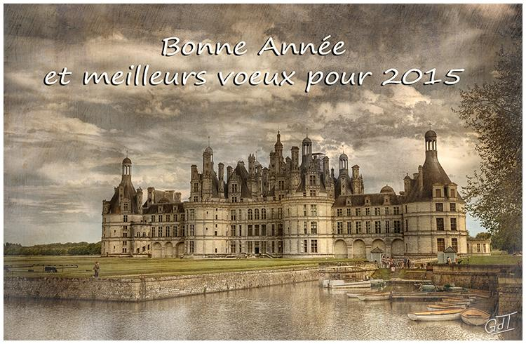 Chambord #1368 - Voeux 2015