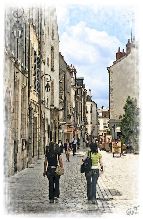 Orléans - Place de la République #1263 v2