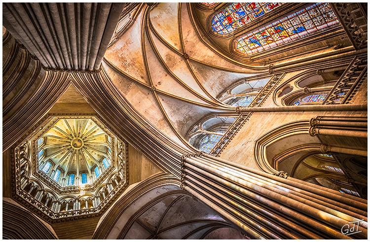 Coutances - la cathédrale #5994