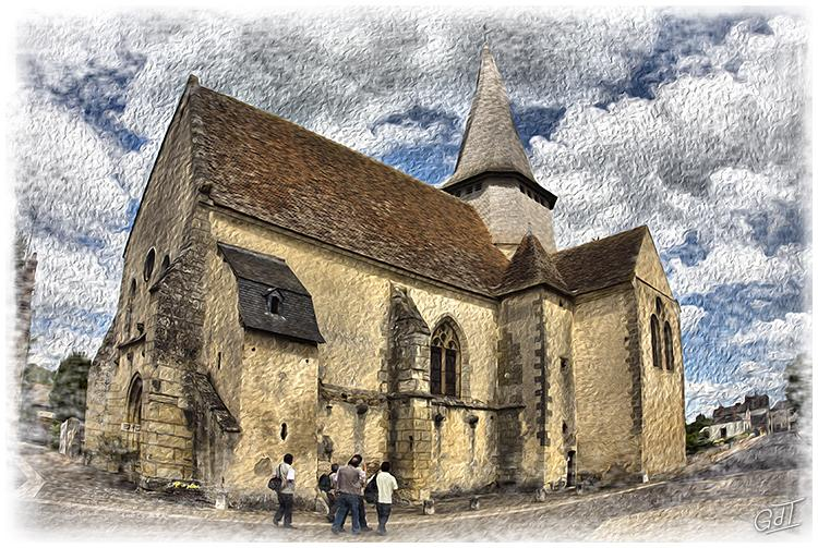 St Outrille #17072