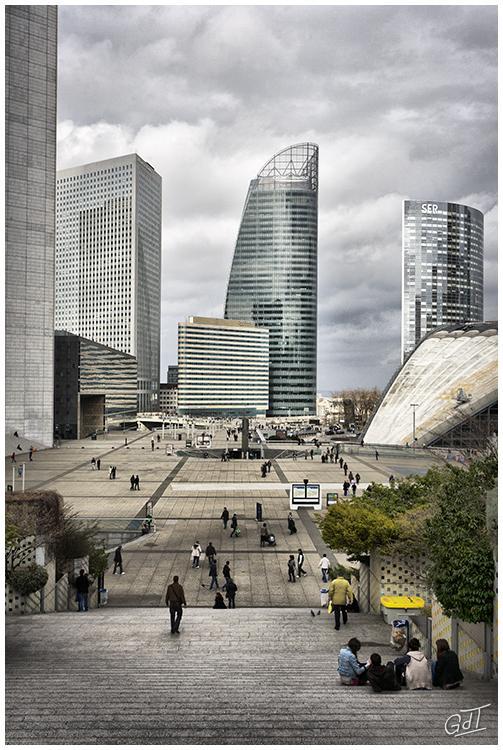 Paris - La Défense #8402