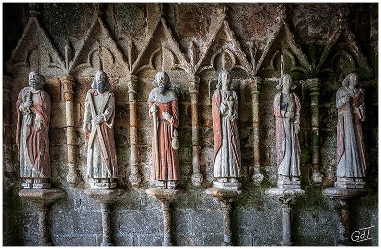 Kermaria - La Chapelle de Kermaria An Iskuit #13727