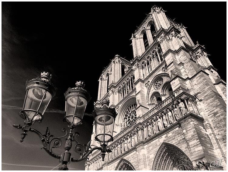 Paris - Notre Dame #0017