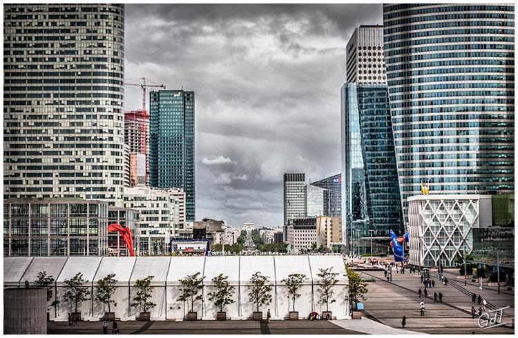 Paris - La Défense #2041