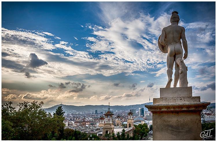 Barcelone - Musée National d'Art de Catalogne #8360