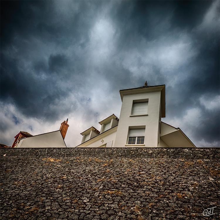 Chateauneuf sur Loire - le pont #0520