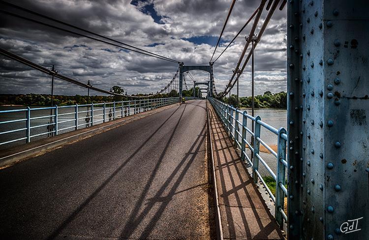 Chateauneuf sur Loire - le pont #0523