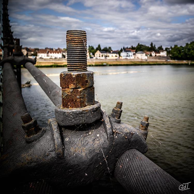 Chateauneuf sur Loire - le pont #0531